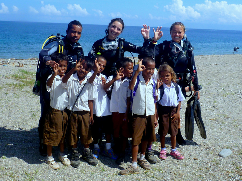 Shore Dive East Timor