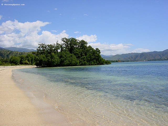 East Timor Beaches