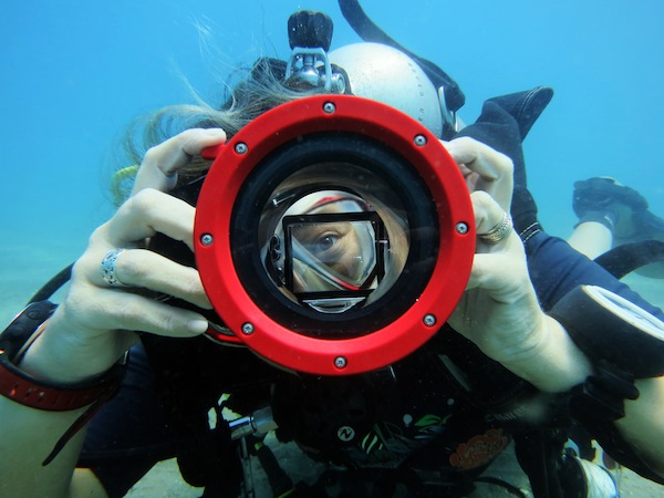 PADI Underwater Photography Course in East Timor