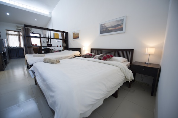 Accommodation in Dili, East Timor