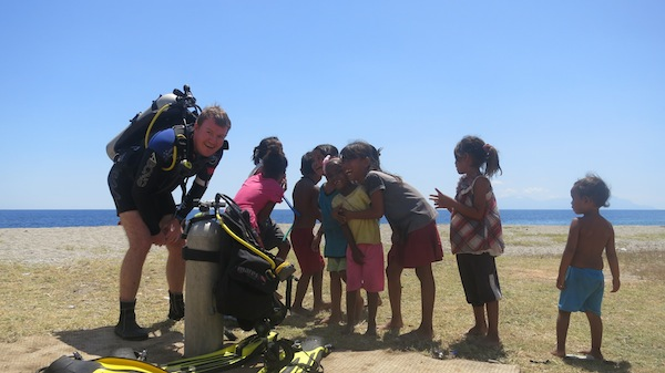 PADI Divemaster Course in East Timor